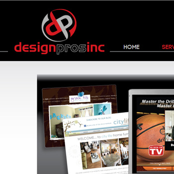 Link to Design Pros section