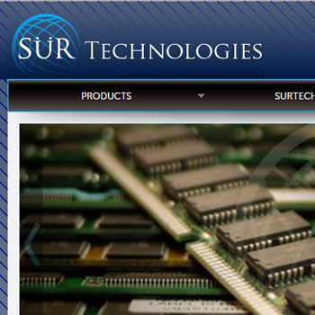 Link to Surtech section